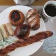 「ル・シュプリーム」のパンで朝ごはん