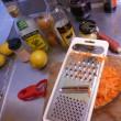 人参サラダのレシピ     Recette des Carottes Râpées