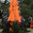 昨日は国上寺火渡り大祭