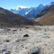 古稀のエベレスト街道 Cho La Pass