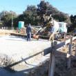 ちょっと良い貸家プロジェクト 『 ひなHouse 』⌂Made in 外房の家。は、本日も引き続き、なんとか・・・基礎工事無事進行中!です。