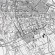 昔の前橋市街地地図見てて、前橋の路地は『幻想の食い詰め横丁』となりました…