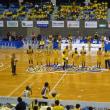 小豆島で初のプロバスケット公式戦が
