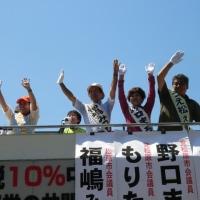 松原市会議員選挙 9月2日㈰ 投票日  日本共産党の候補者に一票を託して下さい