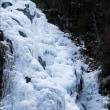 滝が凍ってる!~氷瀑