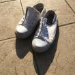 激安靴を【消費期限切れ】で捨てる
