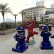 沖縄への家族旅行