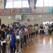 第4回加治木小校区運動会(2018)・・・姶良市加治木小学校体育館