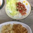 職場体験(しょくばたいけん)と ブラジル料理(りょうり)