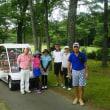 猛暑のゴルフ