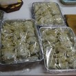 料理には余裕がいる・餃子186個をペロリ。