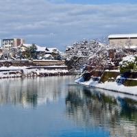 見ているだけなら、雪景色はきれいなのだけれどね。
