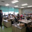 作新学院紅茶部第一回講習会の風景