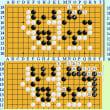 囲碁死活1231官子譜