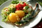 フランスビストロの味 鰊のマリネとじゃが芋のサラダ