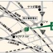 教室の近くにビジネスホテルができました!!徒歩5~6分です!!(ホテル ルートイン熊谷)