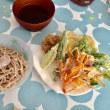 天ぷらと蕎麦