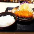 松乃家でワンコインロースかつ定食!@南越谷