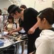 植村先生のメイクアップセミナースタート!