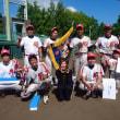 第22回 岡山ももたろう軟式野球大会 平成29年8月6日(日)