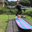 サーフィン初体験