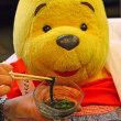 プーさん 鳥取県東伯郡 三朝温泉 桶屋旅館に行ったんだよおおう その2
