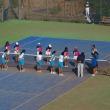 ソフトテニス県新人大会(11/11・12)