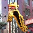 中華街の春節