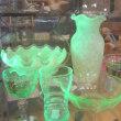 1830~1940年代製 ウランガラス 英国、フランス、ドイツ、フィンランド産