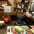 雨模様の火曜日です。連日の忙しさに疲れた体に、ゆったりと日本茶を味わい・楽しむのに最適です。