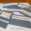 札幌カリグラフィー作品展 販売カード