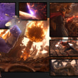 『アベンジャーズ/インフィニティ・ウォー』  3D映像評価