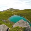 くじゅう・天狗ヶ城&御池登山  ~ エメラルドグリーンの水面が 美しい