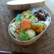 お弁当(豚肉&大根の重ね蒸し・生姜風味)