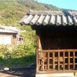 台風一過爽やかな朝