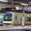 2017年8月23日,今朝の中央総武緩行線 E231-0番台