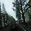 仙台市内の朝