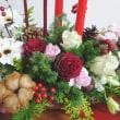 クリスマス フラワーアレンジメント