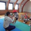 年中組☆体操教室&折り紙