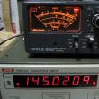 Kenwood TM-221 2台目 修理・レストア