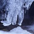 1月7日   しぶき氷柱