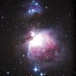 17/11/11 「甲州 みずがき」への初陣! part6「また撮っちゃった…。傷だらけのM42  オリオン大星雲…。」