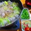 白菜豚バラミルフィーユ鍋