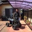 ATV バギー昨日の納車 土浦市