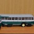 1/43 model cars 日野トレーラーバス 1949 /T13B+T26A 完成