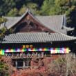長谷寺で写経