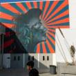 【米国】旭日旗を想起、LAコリアタウンの公立校壁画消去決定 作者「検閲だ!」 検閲反対連合は再考促す~ネット「譲歩するとますます調子に乗るぞ」