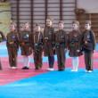 幼稚園児の愛国教育 「我が軍は強い」
