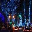 大阪各所は光で彩られています!・・・御堂筋イルミネーション 中之島ルネサンス