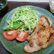 豚🐷の生姜焼❗